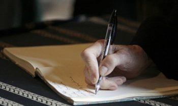 Scrivere è davvero